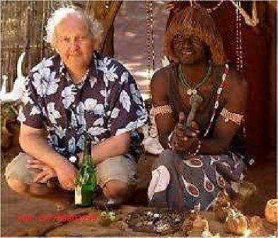 Traditional healer 3